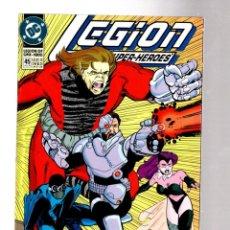 Comics : LEGION OF SUPER-HEROES 45 - DC 1993 VFN. Lote 265953003