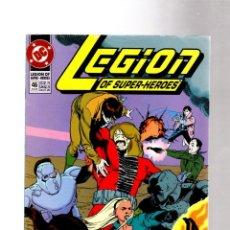 Comics : LEGION OF SUPER-HEROES 46 - DC 1993 FN/VFN. Lote 265953138