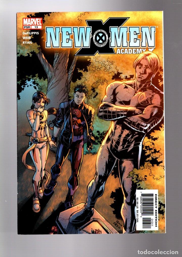 NEW X-MEN 13 - MARVEL 2005 VFN/NM (Tebeos y Comics - Comics Lengua Extranjera - Comics USA)