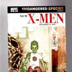 Cómics: NEW X-MEN 42 - MARVEL 2007 VFN / ENDANGERED SPECIES. Lote 266565403