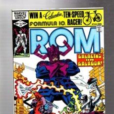 Cómics: ROM SPACEKNIGHT 26 - MARVEL 1982 VFN / GALACTUS ON GALADOR. Lote 266770279