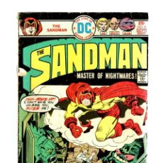 Comics : SANDMAN 4 - DC 1975 VG- / JACK KIRBY. Lote 266854619