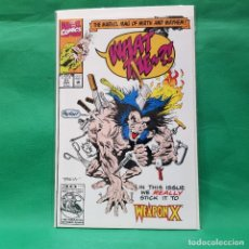 Cómics: WHAT THE?! 21 - MARVEL 1992 / VFN. Lote 267139674