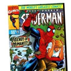Comics: SPIDER-MAN 82 - MARVEL 1997 VFN/NM / MACKIE & ROMITA JR. Lote 267329494
