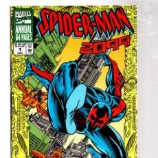 Comics: SPIDER-MAN 2099 ANNUAL 1 - MARVEL 1994 VFN+ / PETER DAVID. Lote 267337564