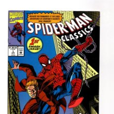 Comics: SPIDER-MAN CLASSICS 1 ( AMAZING FANTASY 15 ) - MARVEL 1993 VFN+ / 1ST SPIDER-MAN. Lote 267338259