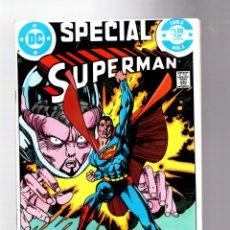 Comics: SUPERMAN SPECIAL 1 - DC 1983 VFN/NM / GIL KANE. Lote 267368389
