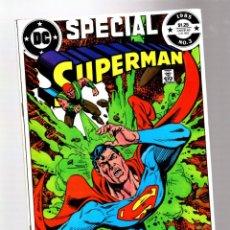 Comics: SUPERMAN SPECIAL 3 - DC 1985 VFN- / AMAZO. Lote 267369279
