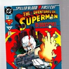 Comics: SUPERMAN 507 ADVENTURES OF - DC 1993 VFN/NM. Lote 267370149