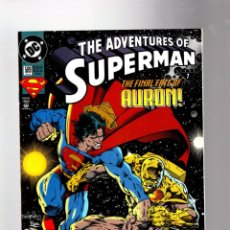 Comics: SUPERMAN 509 ADVENTURES OF - DC 1994 VFN/NM. Lote 267370479