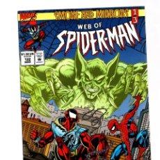 Cómics: WEB OF SPIDER-MAN 122 - MARVEL 1995 VFN/NM. Lote 268589339