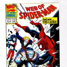 Cómics: WEB OF SPIDER-MAN ANNUAL 9 - MARVEL 1993 VFN. Lote 268590019