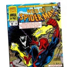Cómics: WEB OF SPIDER-MAN ANNUAL 10 - MARVEL 1993 VFN/NM. Lote 268590189