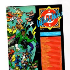 Cómics: WHO'S WHO THE DEFINITIVE DIRECTORY OF THE DC UNIVERSE 9 - DC 1985 VFN+. Lote 268593969