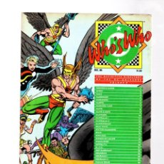 Cómics: WHO'S WHO THE DEFINITIVE DIRECTORY OF THE DC UNIVERSE 10 - DC 1985 VFN. Lote 268594119