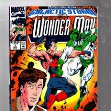 Comics: WONDER MAN 7 - MARVEL 1992 VFN/NM / GALACTIC STORM. Lote 268752544