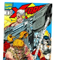 Cómics: X-FORCE 9 - MARVEL 1992 VFN/NM / ROB LIEFELD. Lote 268803424