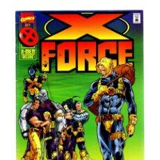 Comics: X-FORCE 44 - MARVEL 1995 VFN-. Lote 268805909