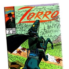 Comics: ZORRO 8 - MARVEL 1991 VFN+. Lote 268817724