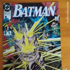 Cómics: BATMAN Nº 443 - 1990 - DC - EN INGLES (M1). Lote 269104983