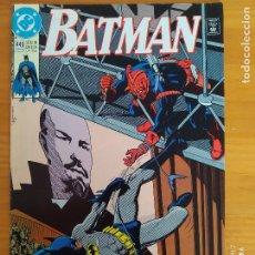 Cómics: BATMAN Nº 446 - 1990 - DC - EN INGLES (M1). Lote 269105173