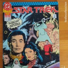 Cómics: STAR TREK ANNUAL Nº 1 - 1990 - DC - EN INGLES (M1). Lote 269105953