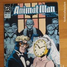 Cómics: ANIMAL MAN Nº 30 - 1990 - DC - EN INGLES (M1). Lote 269106663