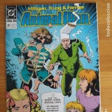Cómics: ANIMAL MAN Nº 31 - 1991 - DC - EN INGLES (M1). Lote 269107033