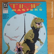 Cómics: TIME MASTERS Nº 2 OF 8 - 1990 - DC - EN INGLES (M1). Lote 269108188