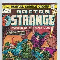 Cómics: DOCTOR STRANGE (SERIE 1974) Nº 7. ORIGINAL MARVEL (ABRIL 1975) EXCELENTE ESTADO , CASI NUEVO. Lote 269142173