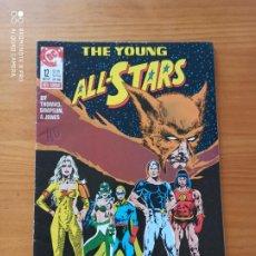 Cómics: THE YOUNG ALL-STARS Nº 12 - 1988 - DC - EN INGLES (I2). Lote 269209803