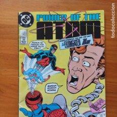 Cómics: POWER OF THE ATOM Nº 5 - 1988 - DC - EN INGLES (I2). Lote 269210138