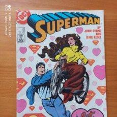 Cómics: SUPERMAN Nº 12 - 1987 - DC - EN INGLES (Y2). Lote 269835083