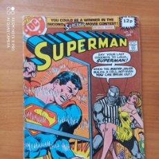 Cómics: SUPERMAN Nº 331 - DC - EN INGLES (Y2). Lote 269835193