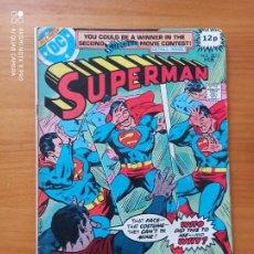 Cómics: SUPERMAN Nº 332 - DC - EN INGLES (Y2). Lote 269835538