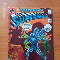 Cómics: SUPERMAN Nº 339 - DC - EN INGLES (Y2). Lote 269835698