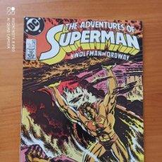 Cómics: THE ADVENTURES OF SUPERMAN Nº 432 - 1987 - DC - EN INGLES (Y2). Lote 269836288
