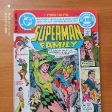 Cómics: SUPERMAN FAMILY Nº 204 - 1980 - DC - EN INGLES (Y2). Lote 269836928