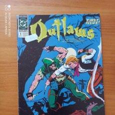 Cómics: OUTLAWS Nº 1 - 1991 - DC - EN INGLES (Y2). Lote 269837293