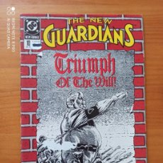 Cómics: THE NEW GUARDIANS Nº 10 - DC - EN INGLES (Y2). Lote 269837418