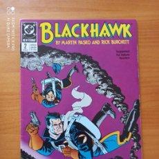 Cómics: BLACKHAWK Nº 2 - 1989 - DC - EN INGLES (Y2). Lote 269837533