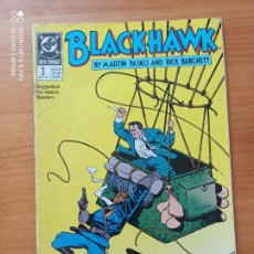 Cómics: BLACKHAWK Nº 3 - 1989 - DC - EN INGLES (Y2). Lote 269837668