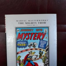 Cómics: MARVEL MASTERWORKS: THE MIGHTY THOR (JOURNEY INTO MISTERY # 83-100) STAN LEE / JACK KIRBY. Lote 270574883
