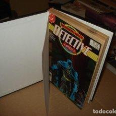 Comics: TOMO DETECTIVE COMICS 582 A 591 USA, 1987, DC, MUY BUEN ESTADO. Lote 270961413