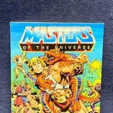 Cómics: MINI COMIC MASTERS OF THE UNIVERSE SNEAKE ATTACK 1985 MATTEL USA PRINTED TAIWAN 13X10CMS. Lote 271815058