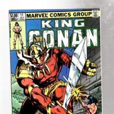 Cómics: KING CONAN 11 - MARVEL 1982 VFN-. Lote 272954633