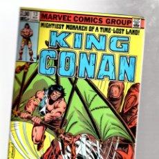 Cómics: KING CONAN 13 - MARVEL 1982 VFN- / DOUG MOENCH & MARC SILVESTRI. Lote 272954863