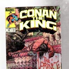 Cómics: KING CONAN 20 - MARVEL 1983 VG/ ALAN ZELENETZ & MARC SILVESTRI / PORTADA MIKE KALUTA. Lote 272955843