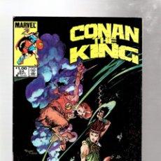 Cómics: KING CONAN 24 - MARVEL 1984 VFN / ALAN ZELENETZ & DAVE SIMONS / PORTADA MIKE KALUTA. Lote 272956613