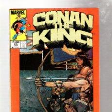 Cómics: KING CONAN 26 - MARVEL 1985 FN/VFN / ALAN ZELENETZ & MARC SILVESTRI / PORTADA MIKE KALUTA. Lote 272957163
